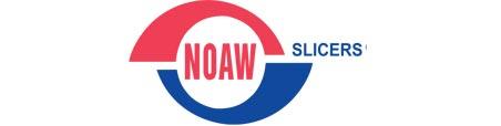 Noaw NS220 Slicer 220mm Medium Duty Manual Feed