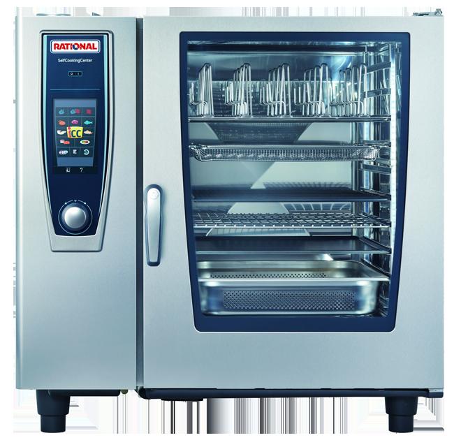 Rational 5 Senses SCC5S102 Combi Oven 20 Tray Electric