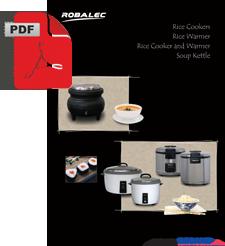 Robalec SW5400 Rice Cooker 5.4ltr