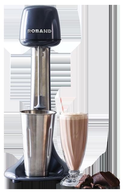 Roband Milkshake & Drink Mixer Graphite