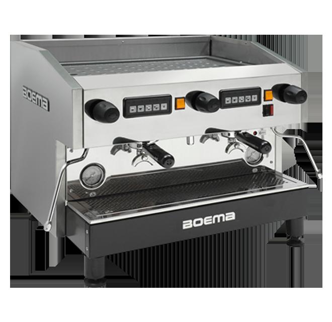 Boema Caffe CC-2V15A Coffee Machine 2 Group Fully Automatic