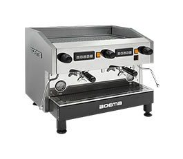 Boema Caffe CC-2V15A Coffee Machine 2 Group Fully Automatic