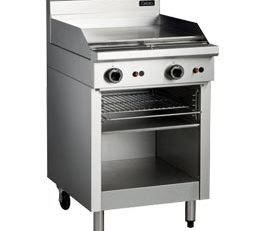 Cobra CT6 Griddle 600mm & Toaster Nat Gas