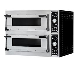 FED TP-2 Pizza Oven Double Deck