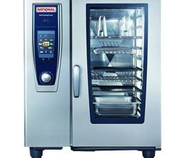 Rational 5 Senses SCC5S101 Combi Oven 10 Tray Electric