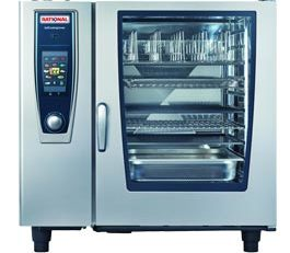 Rational 5 Senses SCC5S102 Combi Oven 20 Tray Electric