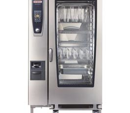 Rational 5 Senses SCC5S202 Combi Oven 40 Tray Electric