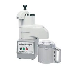 Robot Coupe R301 Ultra Combination Food Processor SS Bowl