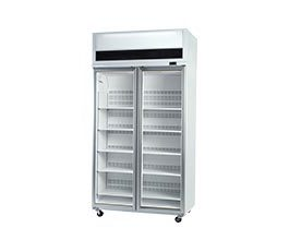 Skope VF1000 Freezer Integral White 2 Doors