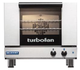 Turbofan 20M Series E22M3 Convection Oven Electric Half Size Tray