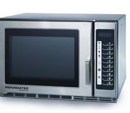 Menumaster RFS518TS Microwave 1800 Watt