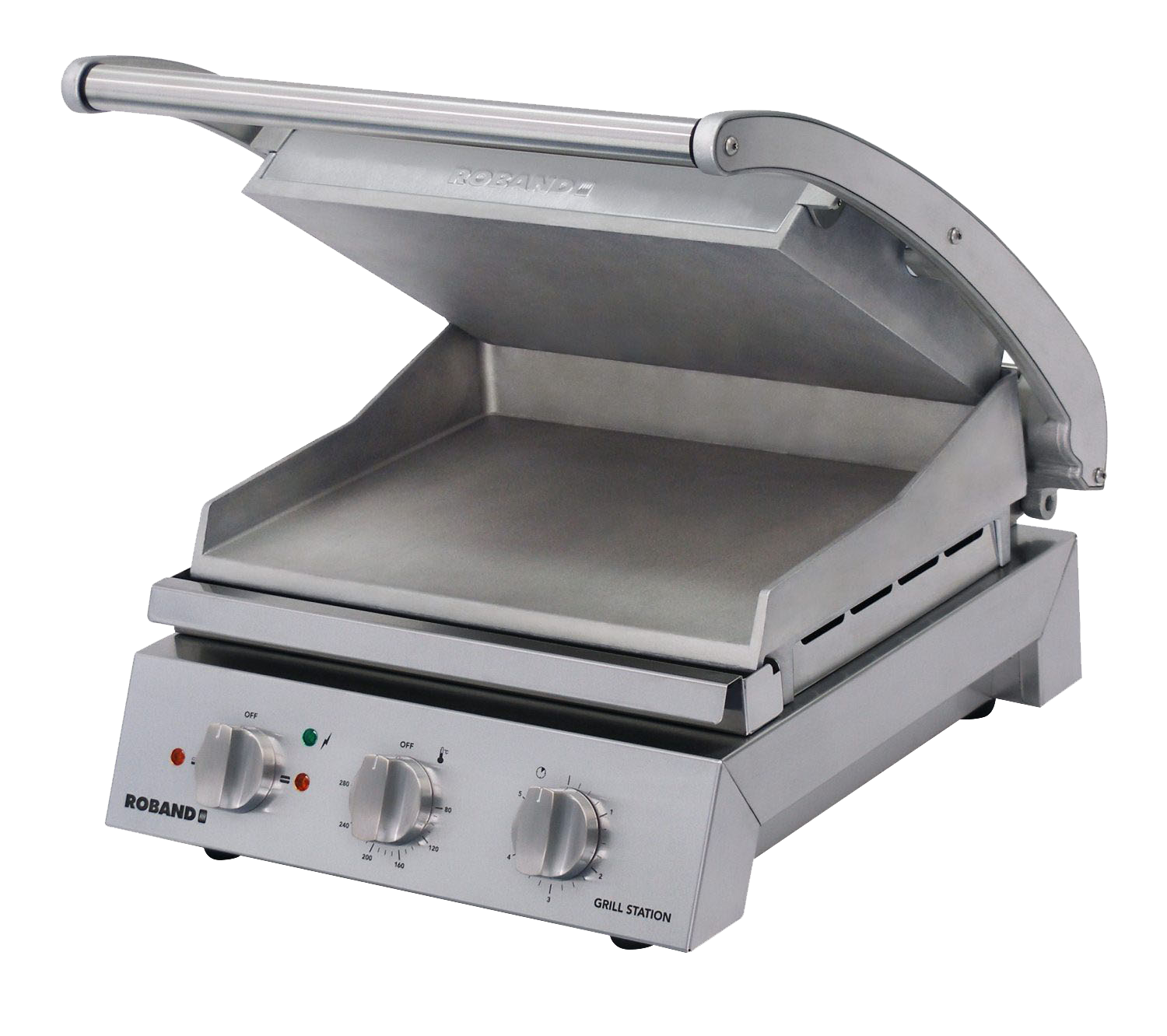 Roband GSA815 Grill Station Smooth 15 AMP