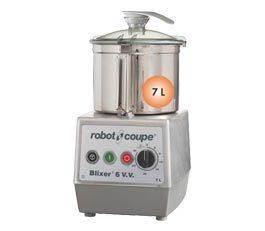 Robot Coupe BLIXER 6VV Food Processor SS Bowl