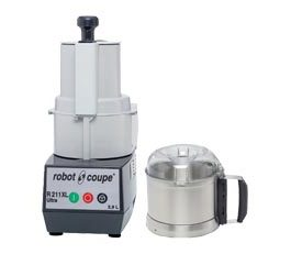 Robot Coupe R211XL Ultra Combination Food Processor SS Bowl