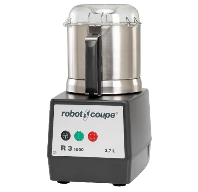 Robot Coupe R3 Cutter Mixer 3.7ltr With SS Bowl