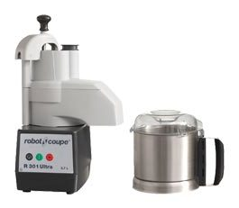 Robot Coupe R301 Ultra Combination Food Processor S/S Bowl