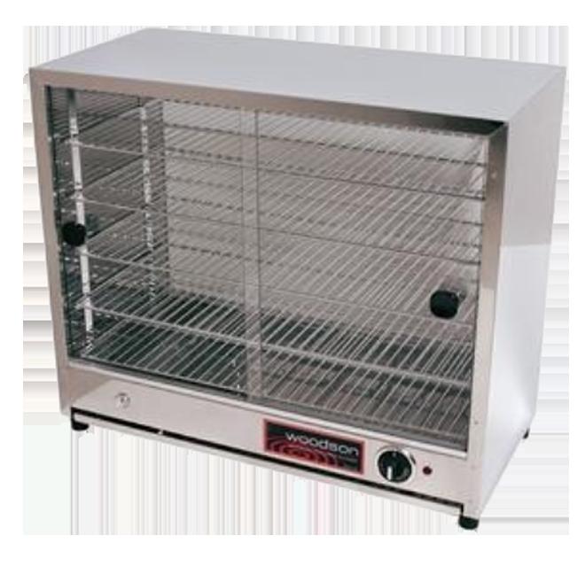 Woodson W.PIA100G Pie Display