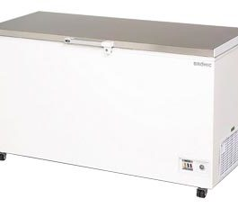 Bromic CF0500FTSS Chest Freezer S/S Flat Top 492ltr