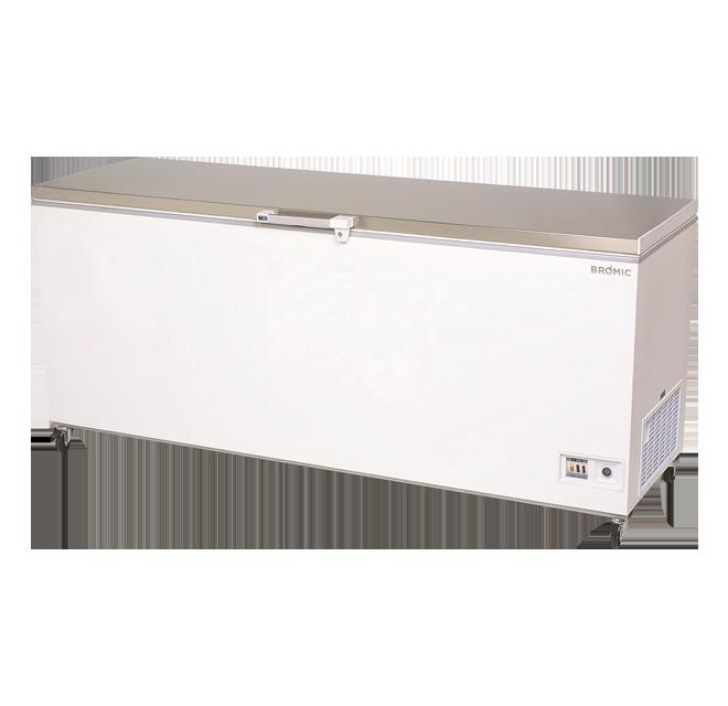 Bromic CF0700FTSS Chest Freezer S/S Flat Top 675ltr