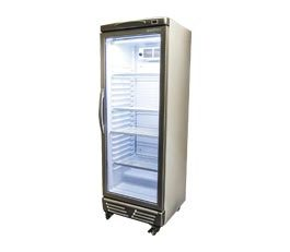 Bromic GM0300 LED ECO LED Upright Display Fridge Single Door