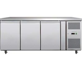 Bromic UBF1795SD UCounter Freezer 2 Door