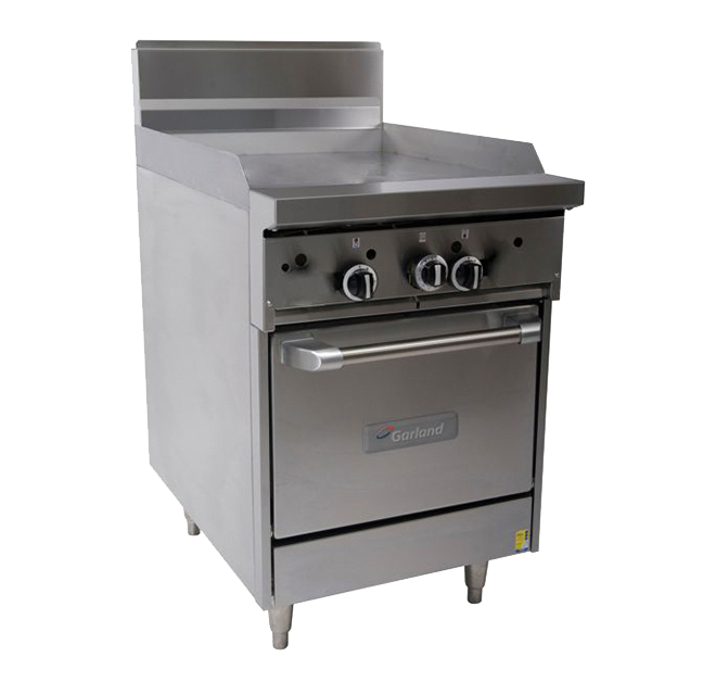 Garland Rest Series GF24-4L Oven Range 4 Burner *Nat Gas