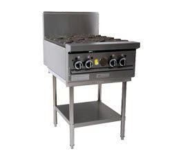 Garland Rest Series GF24-4T Cooktop Modular Top 4 Burner Nat Gas