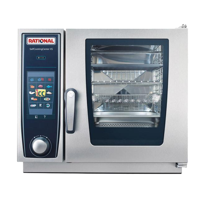 Rational SCC5S623 Combi Oven 6 x 2/3 GN