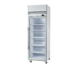Skope VF650X Freezer Integral Single Door White Glass or SS Door