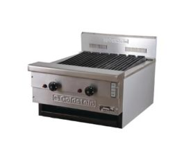 Goldstein 800 Series RBA-24L Char Broiler Radiant Line Up Nat Gas