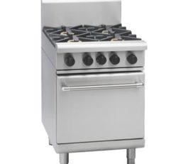 Waldorf 800 Series RN8410G Oven Range Static 4 Burner Nat Gas