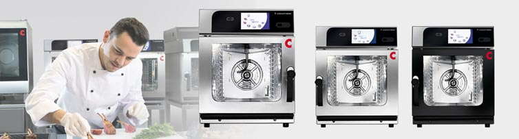 RATIONAL COMMERCIAL COMBI OVENS PERTH